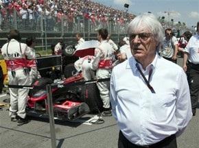 Формула-1 может отказаться от Гран-При Монако