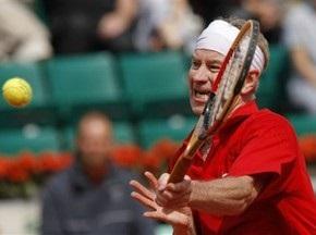 Джон Макинрой откроет собственную теннисную академию