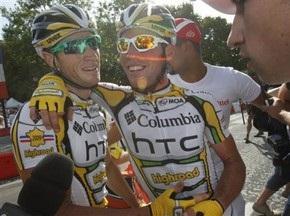 Тур де Франс: Австралійський велогонщик дискваліфікований за зайву агресивність