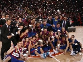 Фінал чотирьох Євроліги пройде в Барселоні