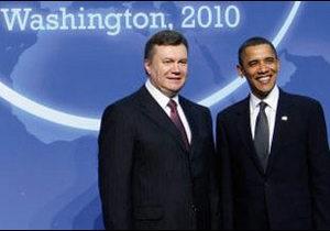 Янукович написав листа Обамі про партнерство