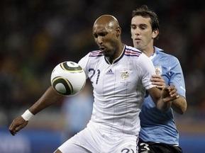 Анелька не считает себя виновником провала сборной Франции