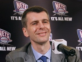 Прохоров пообещал жениться, если Нью-Джерси Нетс не выиграет титул