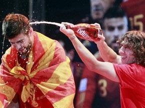 Пике плюнул в бывшего президента Валенсии