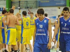 Молодіжна збірна України з баскетболу вирвала перемогу у сербів