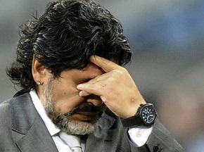 Врач Марадоны опроверг слухи о глубокой депрессии аргентинского тренера