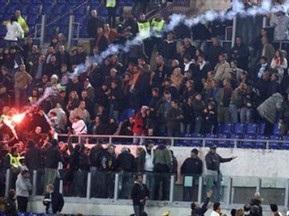 Фанати Лаціо бойкотуватимуть матчі команди