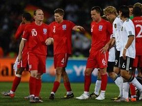 Сборная Англии на ЧМ-2010 провела свой худший турнир за всю историю