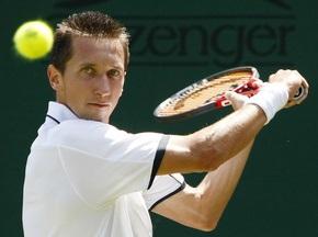 Штуттгарт ATP: Стаховский проигрывает в первом раунде