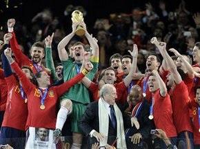 Іспанія виграла Чемпіонат світу