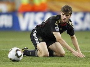 Мюллер: Іспанці гідні стати чемпіонами