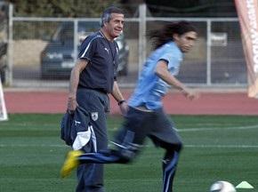 Табарес: Я заинтересован в продолжении работы со сборной Уругвая