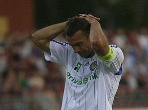 Андрей Шевченко: В произошедшем виновата вся команда