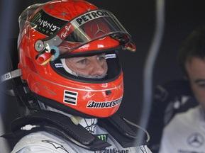 Шумахер продолжит выступления за Mercedes в следующем сезоне
