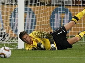 Воротар збірної Голландії травмувався напередодні фіналу ЧС-2010