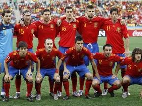 Іспанці заготовили окремий комплект форми у разі перемоги у фіналі Чемпіонату світу