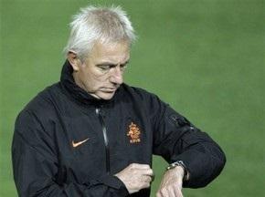 Ван Марвейк: Іспанці показують більш привабливий футбол, ніж ми