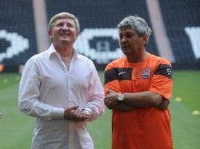 Ахметов: Я не виключаю, що підпишемо новий контракт з Луческу