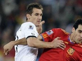 Мирослав Клозе: Испания заслужила победу