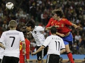 Испания побеждает Германию и впервые в истории выходит в финал Чемпионата мира