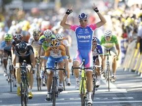 Тур де Франс: Петакки побеждает на четвертом этапе