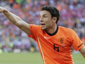 Ван Боммель: Голландский футбол стал более дисциплинированным
