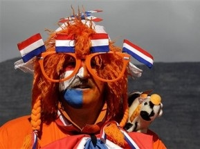 Європейський фінал: Нідерланди перемагають Уругвай