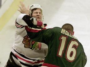 Умер легендарный тафгай NHL