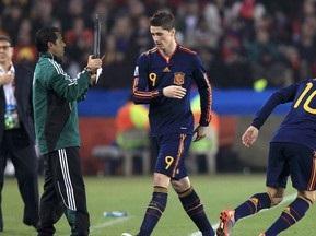 Торрес считает, что он не готов играть против Германии