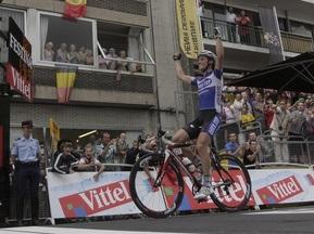 Шаванель выиграл второй этап Тур де Франс
