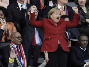 Успішний виступ збірної Німеччини на ЧС-2010 може підняти ВВП країни