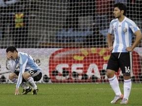 Агуэро извинился перед болельщиками за провал на ЧМ-2010