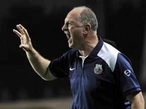 Луиc Фелипе Сколари является главным претендентом на пост тренера сборной Бразилии