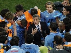 Табарес: У нас слишком мало времени, чтобы подготовиться к игре с Голландией