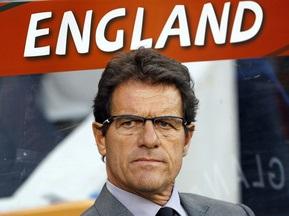Капелло продолжит тренировать сборную Англии