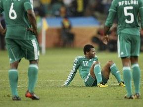 FIFA угрожает сборной Нигерии дисквалификацией