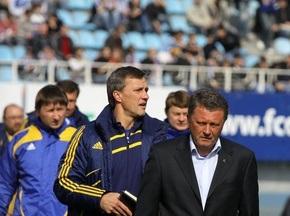 Мирон Маркевич считает, что сборная Украины не хуже Франции или Парагвая