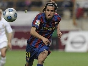 Израильский футболист Барселоны отказался продлевать контракт
