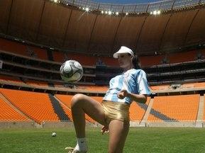 Міс Аргентина виграла Чемпіонат світу в ПАР