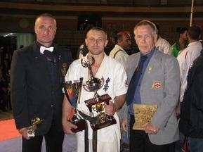Українець став Чемпіоном світу з кіокушинкай-карате