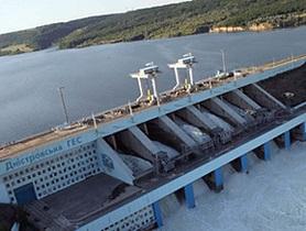 Укргидроэнерго опровергает информацию об остановке строительства Днестровской ГАЭС