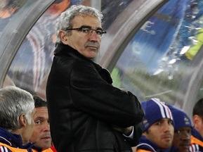 Доменек відмовився взяти на себе відповідальність за провал збірної на ЧС-2010