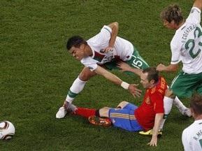 Іспанська фієста: Вілья здобуває перемогу над Португалією