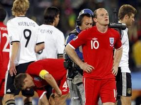 Фотогалерея: Англия - Германия. Феерия со скандалом