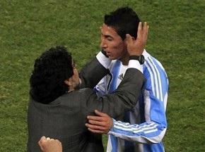 Ді Марія став гравцем Реала