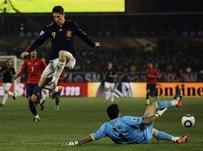 Фернандо Торрес похвалил португальскую сборную