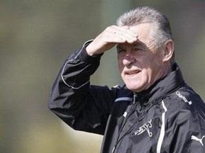 Хитцфельд продолжит работу со сборной Швейцарии