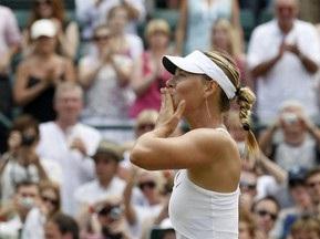Уимблдон-2010: Мария Шарапова сыграет с Сереной Уильямс