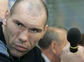 Валуєв вважає, що бій з Кличком може відбутися восени