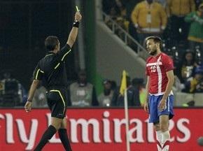 Нинкович больше всех отбегал за Сербию